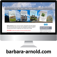 Barbara Arnold - Author