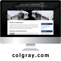 Colgray Motors