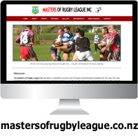 Masters of Rugby Leaque